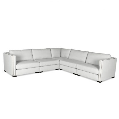 Astoria Modular Right and Left Arm L-Shape Standard Sectional