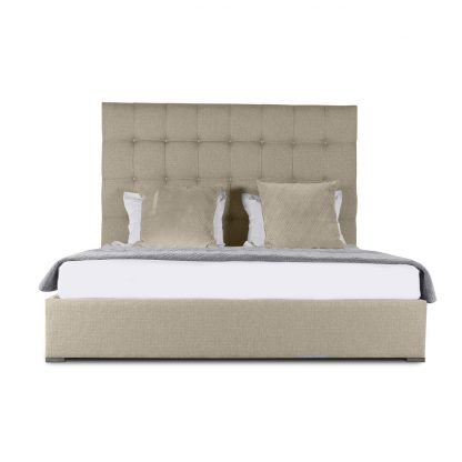 Audrey Box Tufting Height Bed