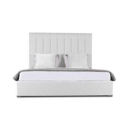 Audrey Vertical Channel Tufting Height Bed
