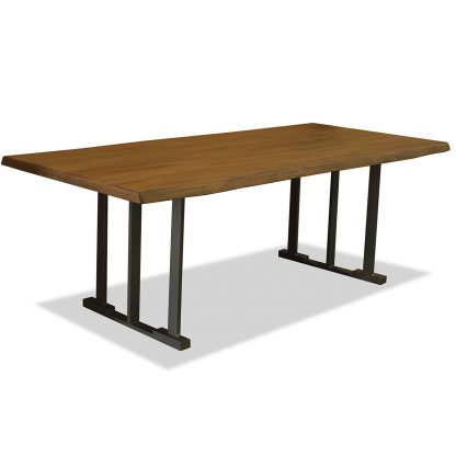 Catalina Live Edge Dining Table