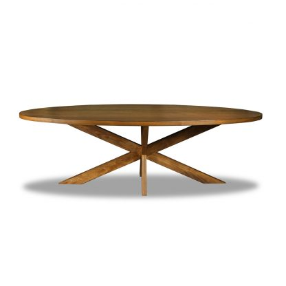 Hayden Oval Dining Table
