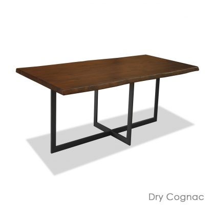 Madison Live Edge Dining Table