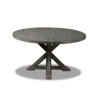 Treasure Reclaimed Wood Round Dining Table