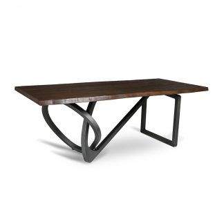 William Live Edge Dining Table
