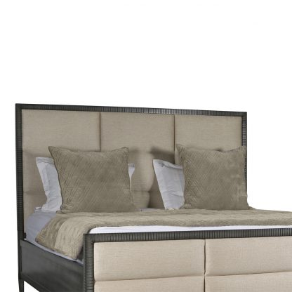 Samantha Square Tufted Bed