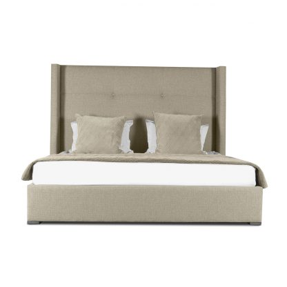 Stella Simple Tufted Height Bed