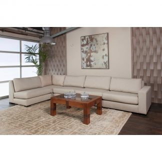 Tribeca Modular Right and Left Arms L-Shape Standard Sectional