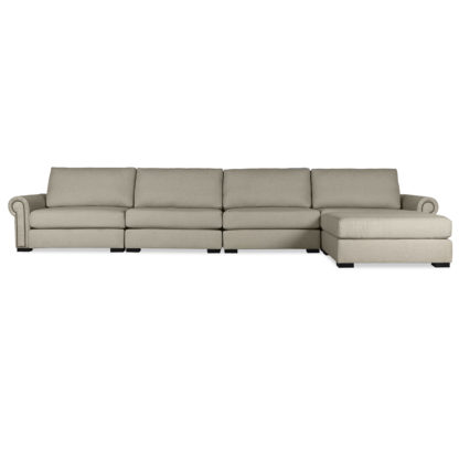 Lucile Modular Right Chaise Sectional