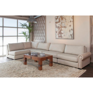 Lucile Modular Left L-Shape Sectional