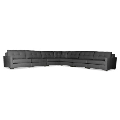 Wilton Modular Sectional Right And Left Arms L-Shape King