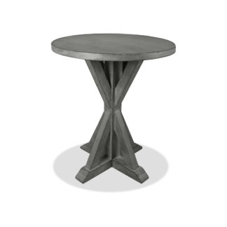 Frieda Wood Counter or Bar Height Table
