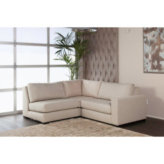Serge Modular Sectional Right Arm L-Shape Mini